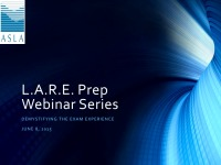 Demystifying the LARE Experience