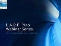 LARE Prep Study Strategies
