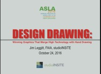 DESIGN DRAWING: Winning Graphics That Merge High Technology with Hand Drawing - 1.5 PDH (LA CES/non-HSW)