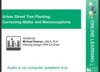 Urban Street Tree Planting: Correcting Myths and Misconceptions - 1.0 PDH (LA CES/HSW)
